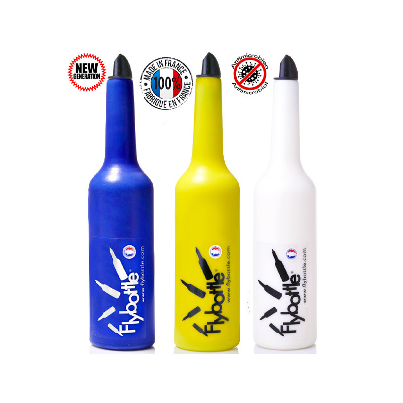 Pack of 3x Flybottle Classics