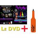 1 Flybottle Classic neon + DVD Flybattle 2007