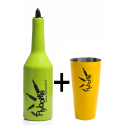 Pack color Fly Pro + Shaker